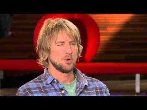 The Grand Budapest Hotel - Owen Wilson Interview