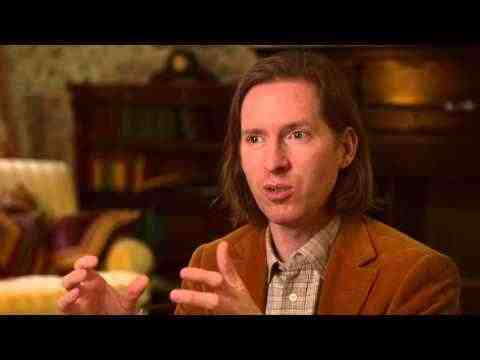 The Grand Budapest Hotel - Director Wes Anderson Part 2