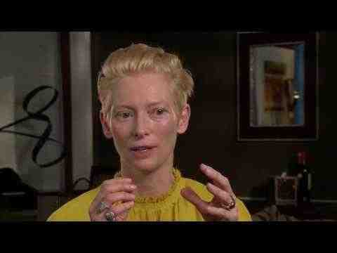 The Grand Budapest Hotel - Tilda Swinton Interview