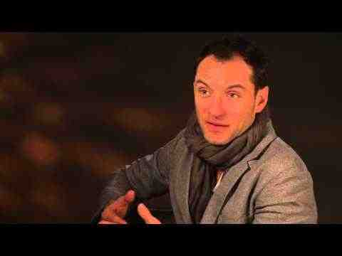 The Grand Budapest Hotel - Jude Law Interivew