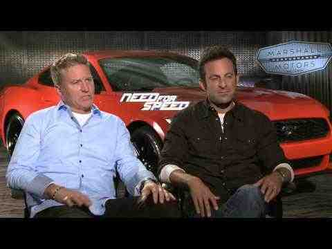 Need for Speed - Scott Waugh & Lance Gilbert Interview Part 1