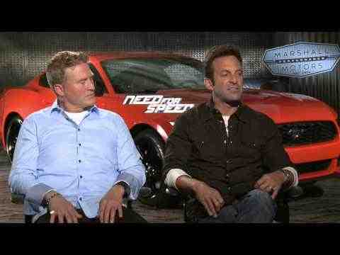 Need for Speed - Scott Waugh & Lance Gilbert Interview Part 2