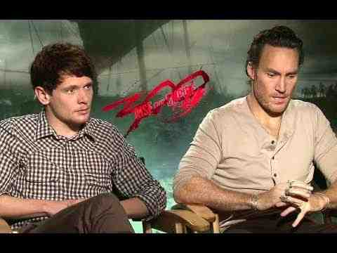 300: Rise of an Empire - Jack O'Connell & Callan Mulvey Interview