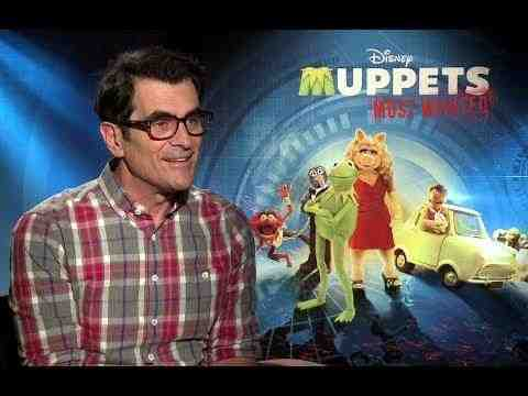 Muppets Most Wanted - Ty Burrell Interview