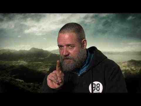 Noah - Russell Crowe Interview