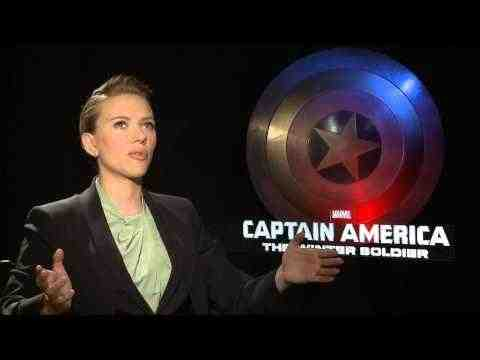 Captain America: The Winter Soldier - Scarlett Johansson Interview
