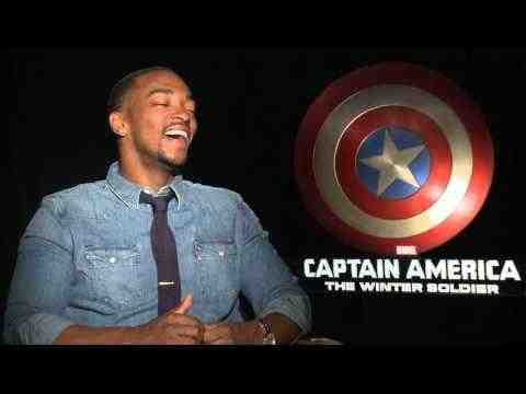 Captain America: The Winter Soldier - Anthony Mackie Interview