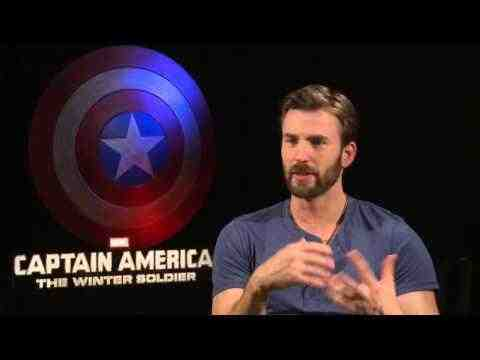 Captain America: The Winter Soldier - Chris Evans Interview