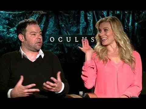 Oculus - Katee Sackhoff & Rory Cochrane Interview