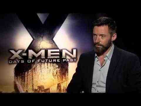 X-Men: Days of Future Past - Hugh Jackman Interview