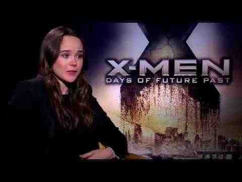 X-Men: Days of Future Past - Ellen Page Interview