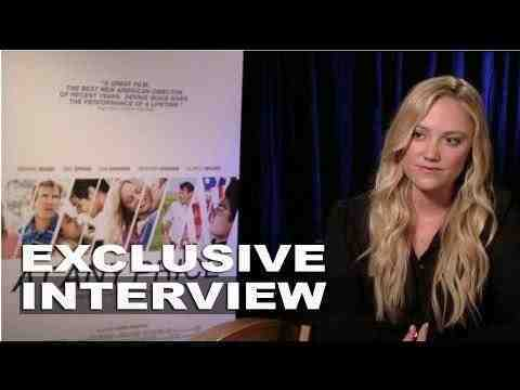 At Any Price - Maika Monroe Interview