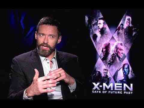 X-Men: Days of Future Past - Hugh Jackman Interview 2