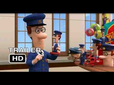 Postman Pat: The Movie - trailer