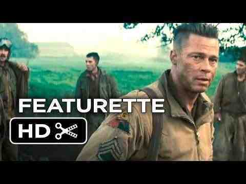Fury - Featurette 1