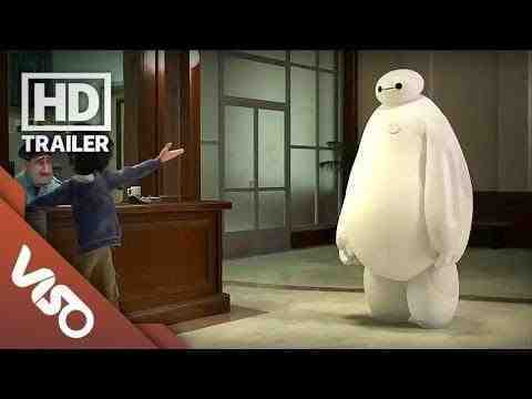 Big Hero 6 - trailer 1