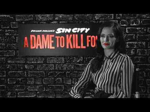 Sin City: A Dame to Kill For - Interviews