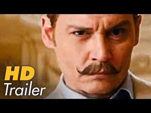 Mortdecai - trailer 1