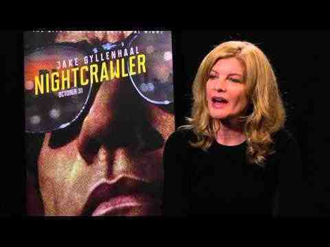 Nightcrawler - Rene Russo Interview