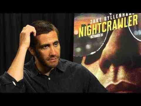 Nightcrawler - Jake Gyllanhaal Interview