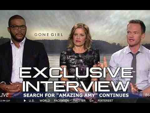 Gone Girl - Tyler Perry, Kim Dickens & Neil Patrick Harris Interview