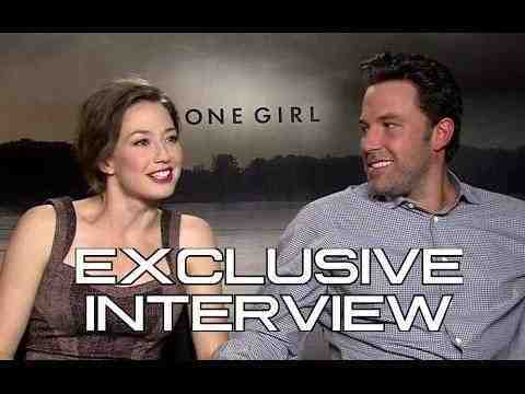 Gone Girl - Ben Affleck and Carrie Coon Interview