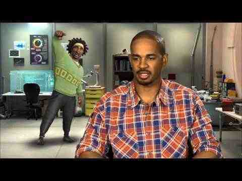 Big Hero 6 -  Damon Wayans Jr. Interview