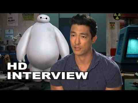 Big Hero 6 - Daniel Henney Interview