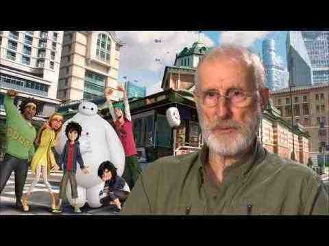 Big Hero 6 - James Cromwell Interview