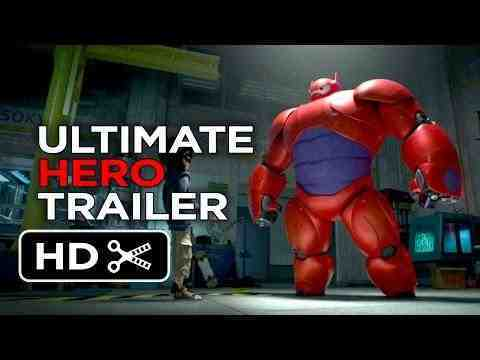 Big Hero 6 - trailer 3
