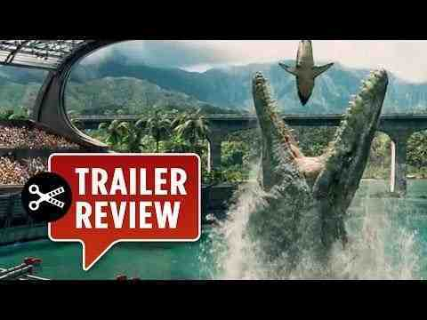 Jurassic World - Trailer Review