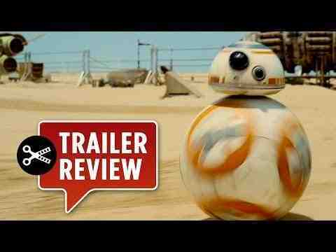 Star Wars: Episode VII - The Force Awakens - Trailer Review
