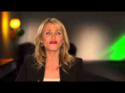 Annie - Cameron Diaz Interview