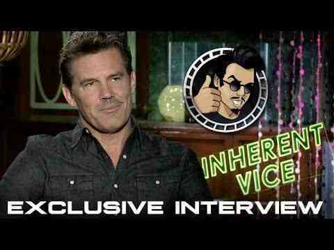 Inherent Vice - Josh Brolin Interview