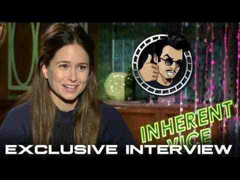 Inherent Vice - Katherine Waterston Interview