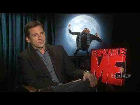 Steve Carell 'makes a bad guy look good' Exclusive Interview