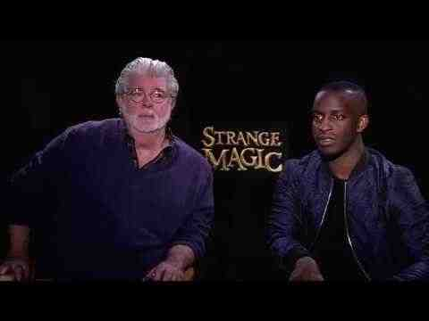 Strange Magic - George Lucas & Elijah Kelley Interview