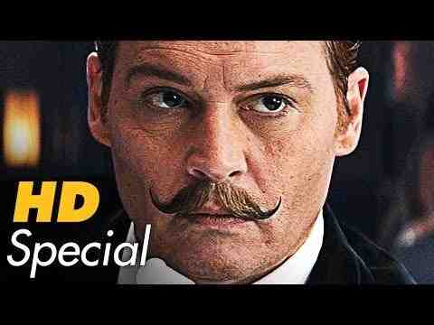 Mortdecai - Der Teilzeitgauner - Making-Of