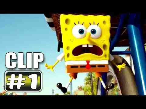 The SpongeBob Movie: Sponge Out of Water - Clip