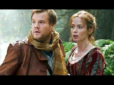 Into the Woods - Trailer, Featurette & Filmclips