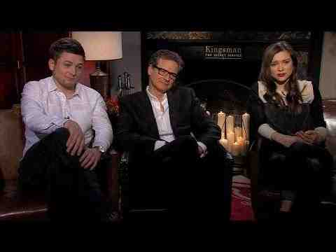 Kingsman: The Secret Service - Interviews