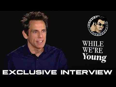 While We're Young - Ben Stiller Interview