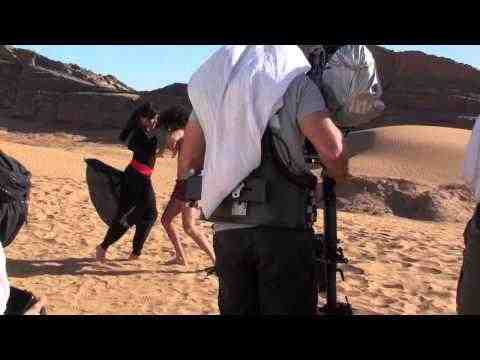 Desert Dancer - Behind the Scenes 2