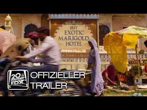 Best Exotic Marigold Hotel 2 - trailer & Spot