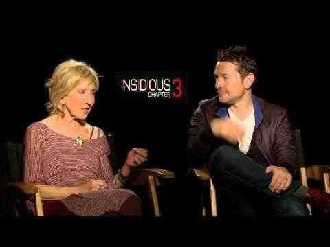 Insidious: Chapter 3 - Director Leigh Whannell & Lin Shaye Interview