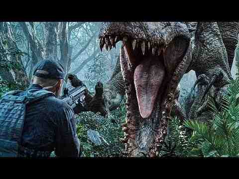 Jurassic World - Trailer & Filmclips