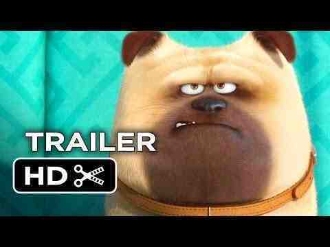 The Secret Life of Pets - Teaser Trailer 1
