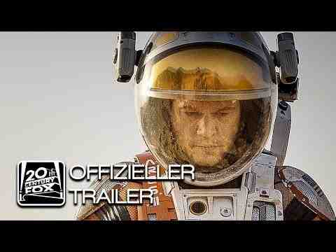 Der Marsianer - Rettet Mark Watney - trailer 1