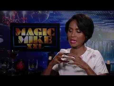 Magic Mike XXL - Jada Pinkett Smith Interview