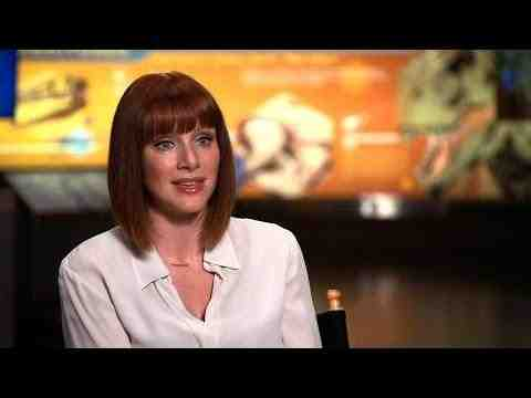 Jurassic World - Interviews